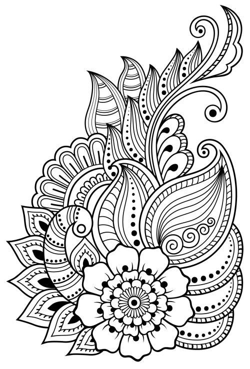 mandala 154 flor