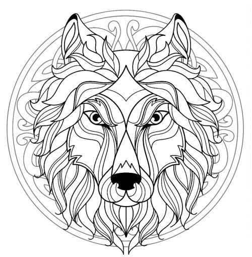 mandala 168 lobo