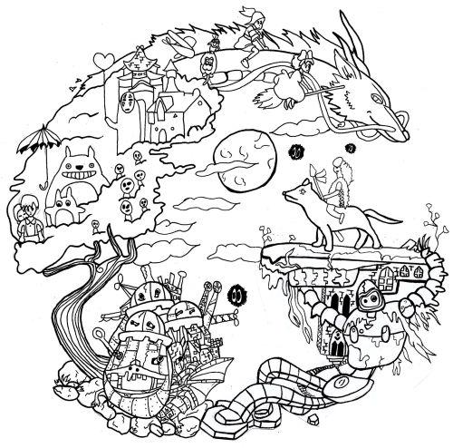 mandala 176 dragon ninos