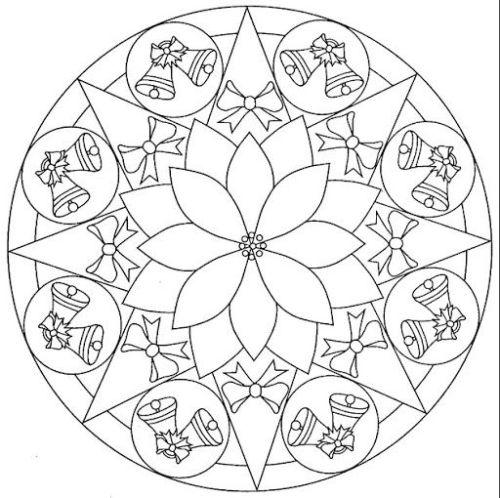 mandala 258 campanas y lazos