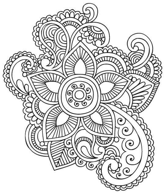 mandala 83 flor